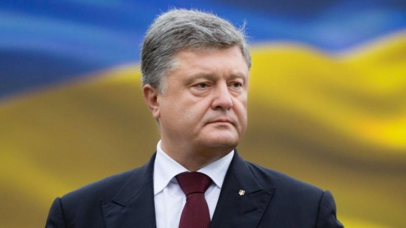 Порошенко подозревали вподготовке побега с Украинского государства