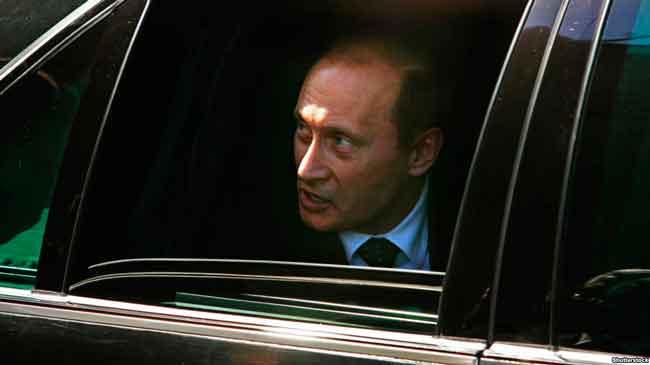 Овсянников за все ответит Путину