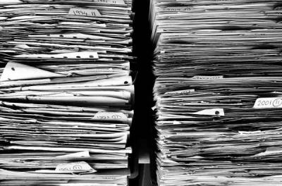 Через бумажные документы происходит каждая девятая утечка данных