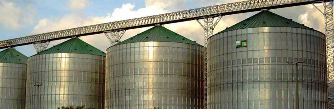 Оборудование для хранения, сушки, анализа и переработки зерна