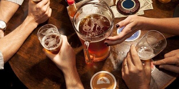 Пивной алкоголизм: признаки и диагностика