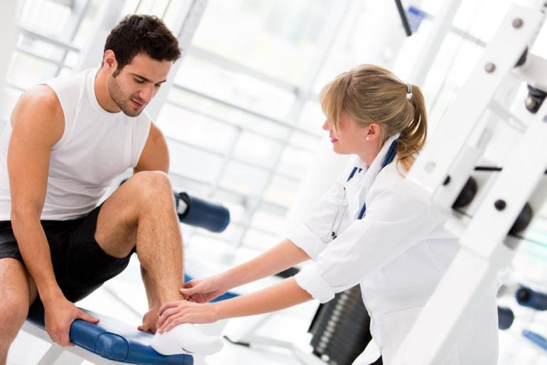 Диетолог или спортивный врач