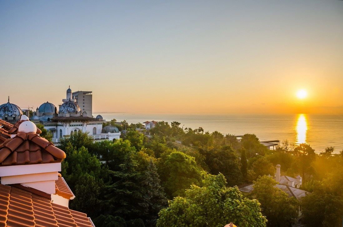 Крым: отдых в Феодосии