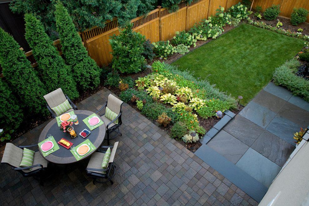 Особенности обустройства садовой зоны на участке