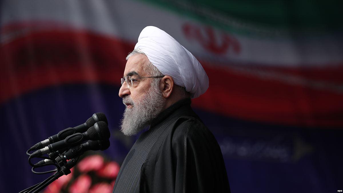 Президент Ирана указал на возможность вступления в переговоры с США