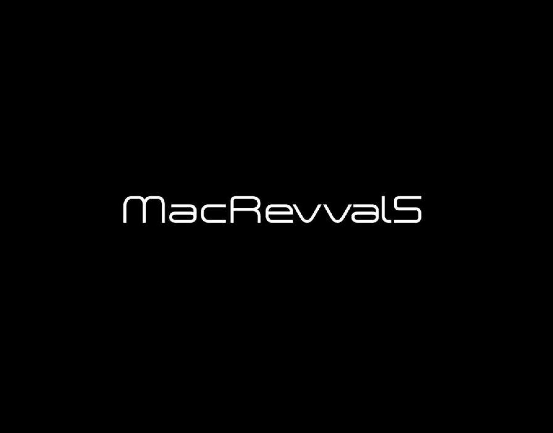 Сервисный центр MacRevvalS