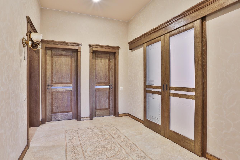 Межкомнатные двери в интерьере вашей квартиры