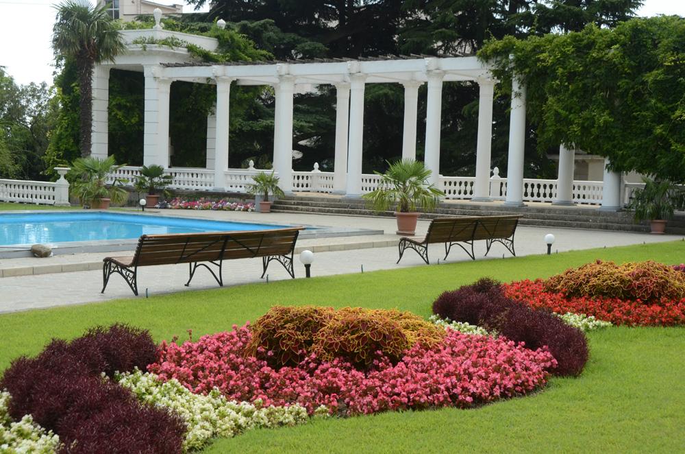 Никитский сад приглашает на «Огненные цветы»