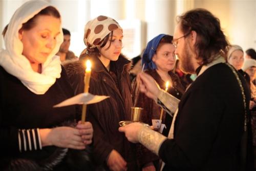 Соборование в великий пост 2019, молитвы которые читают для исцеления духовных и телесных недугов