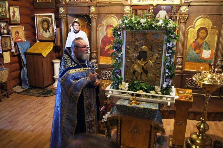 День Феодоровской иконы Божией Матери 27 марта 2019 года