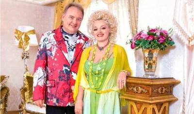 «Женщина-торт» Надежда Кадышева празднует 60-летие