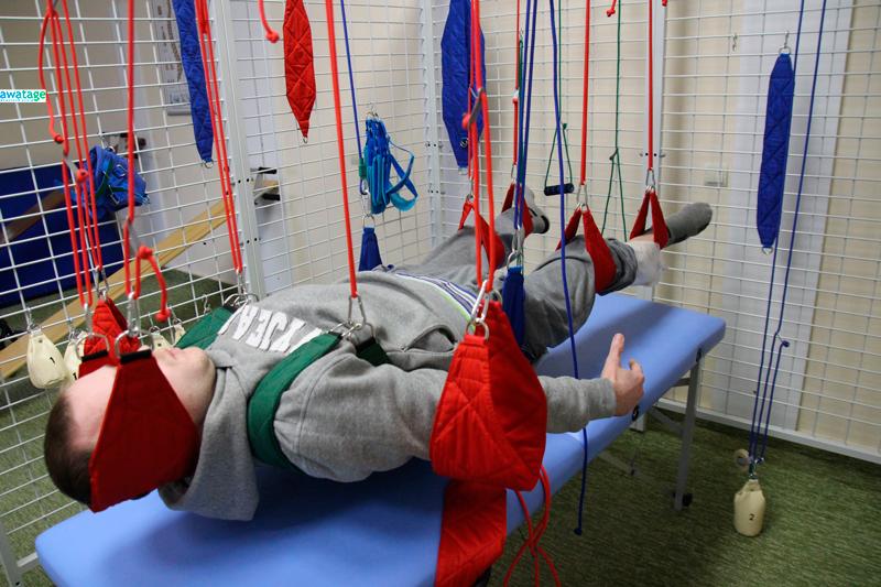 Реабилитация после спинальной травмы позвоночника в Запорожье