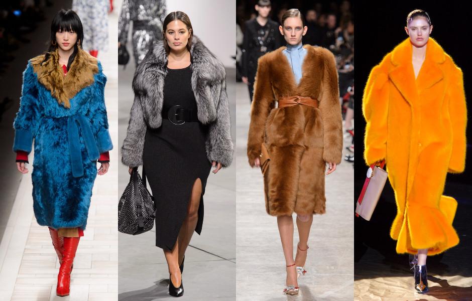 Шубы: модные тенденции и стиль