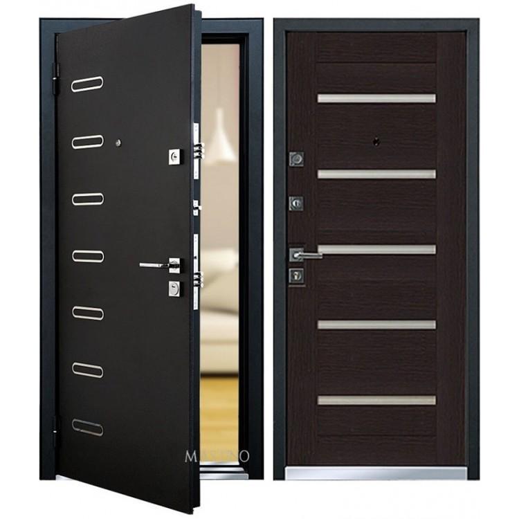 Входные металлические двери: техническое обслуживание
