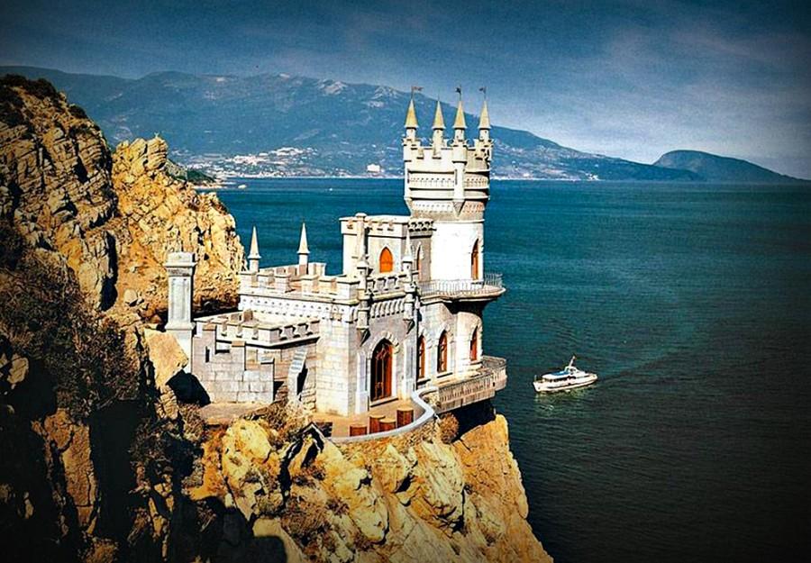 Где остановиться в Крыму?