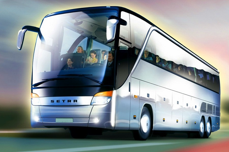 Пассажирские перевозки из Симферополя в Киев и обратно