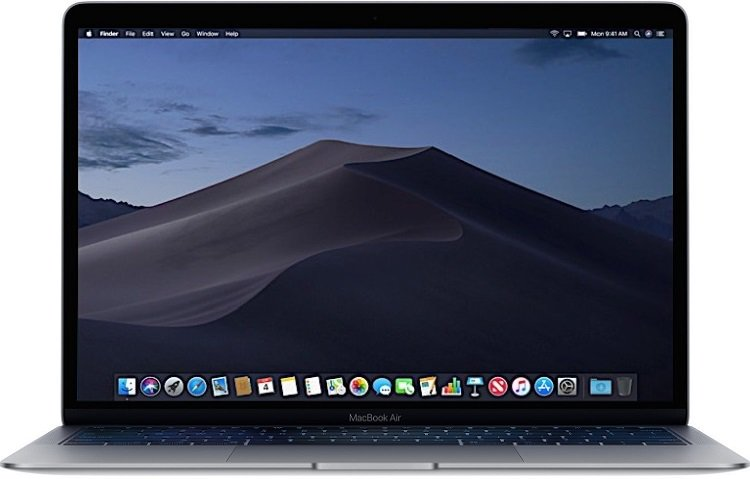 Ноутбук APPLE A1932 MacBook Air 13""