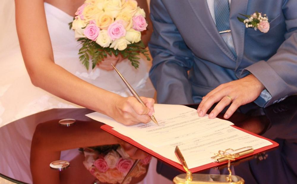 Как проходит регистрация брака?
