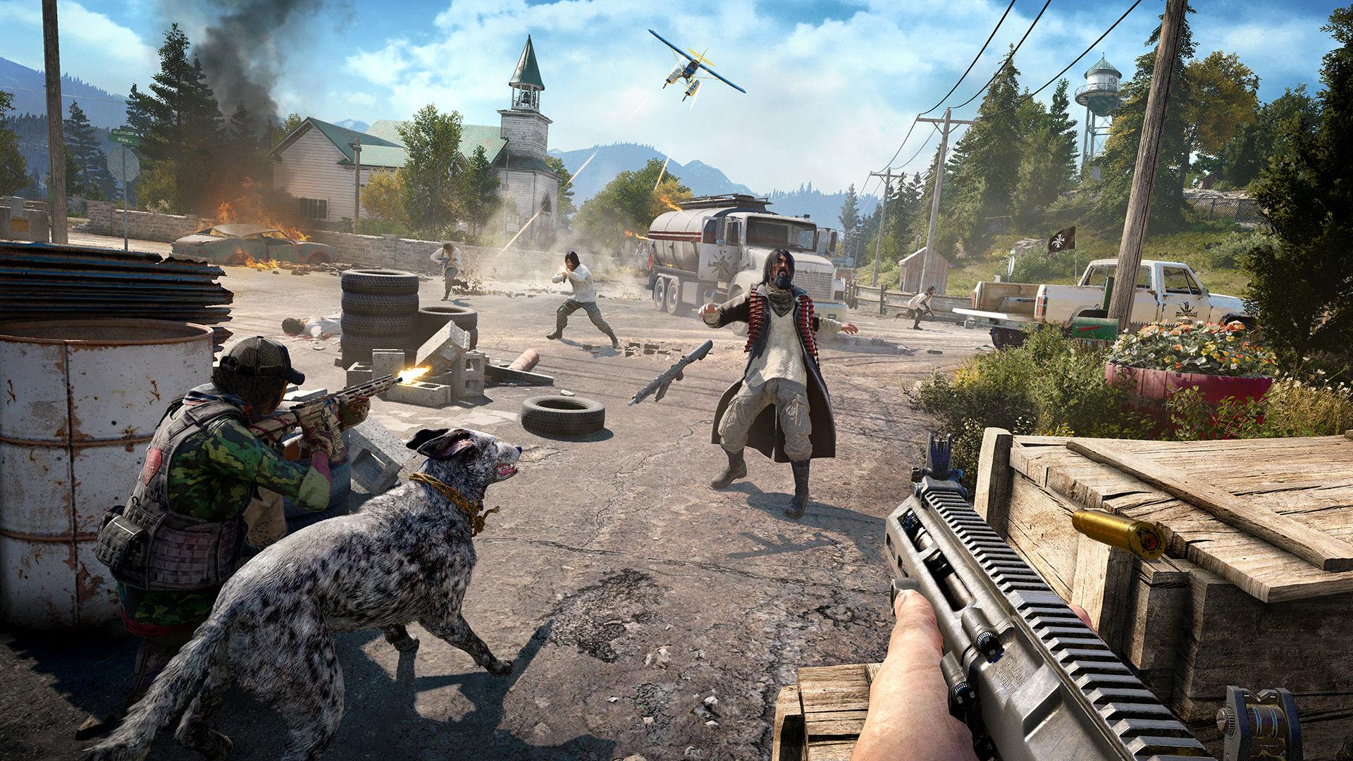 Описание к игре Far Cry 5
