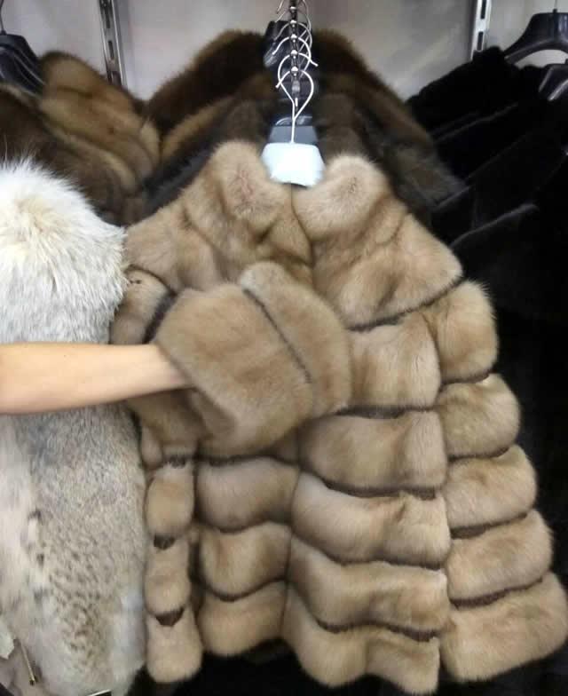 Химчистка шуб и меховых изделий от ателье Winter Fur в Киеве