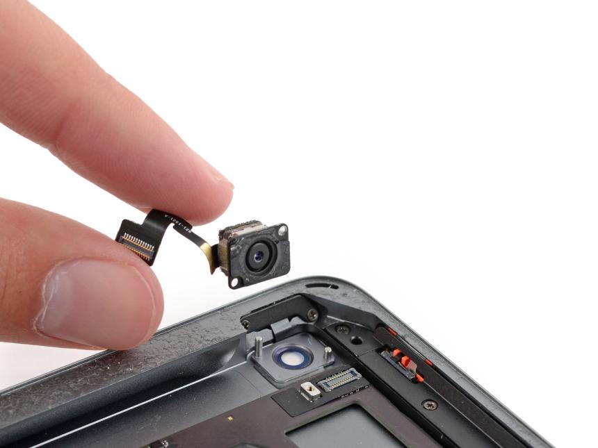 Замена (ремонт) камеры на iPad Mini