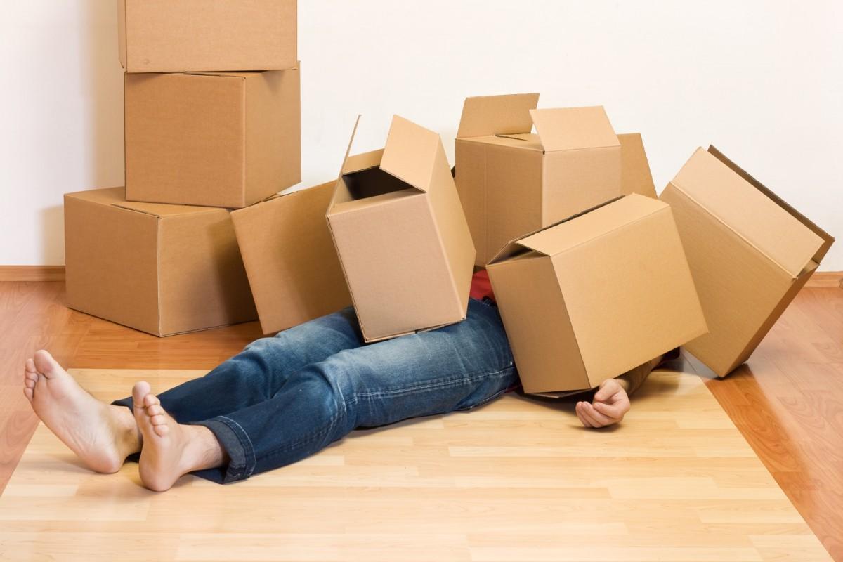 Как грамотно переехать на новую квартиру