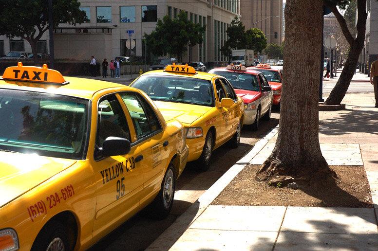 Безопасность такси