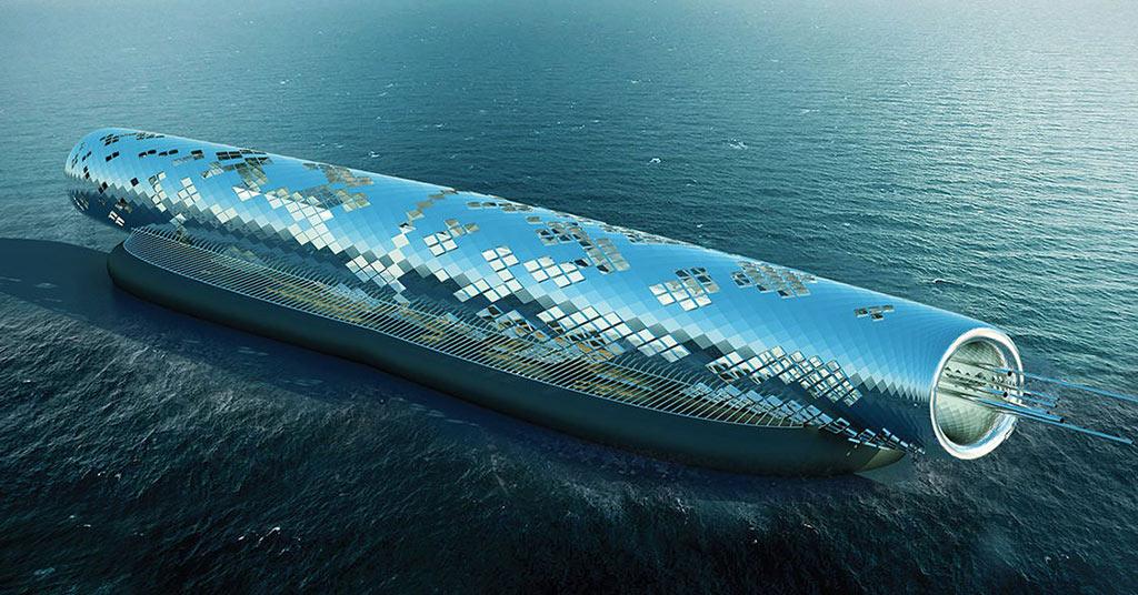 Опреснение морской воды по инновационной технологии