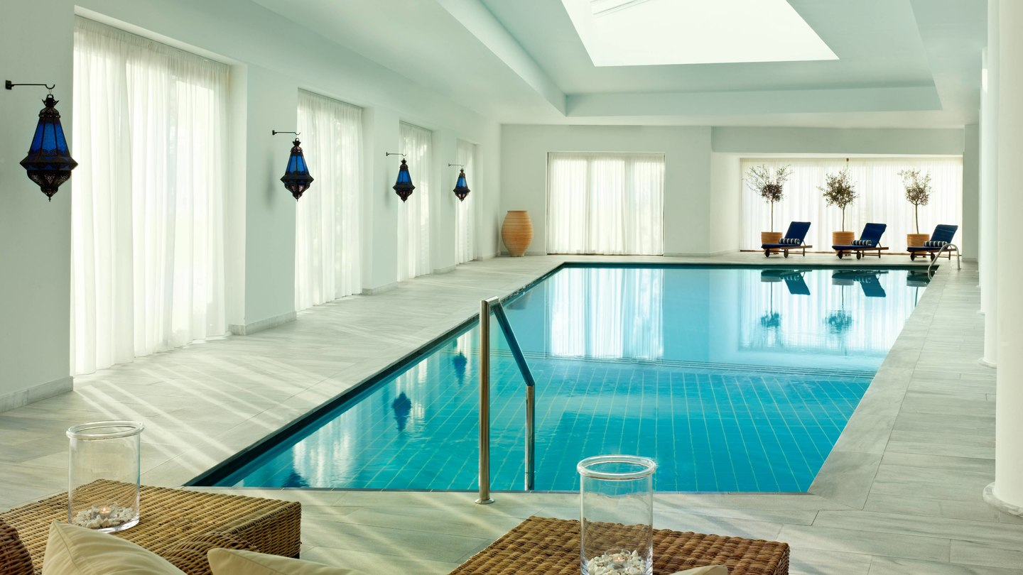 Лучшие SPA мира - Blue Palace Resort and Spa