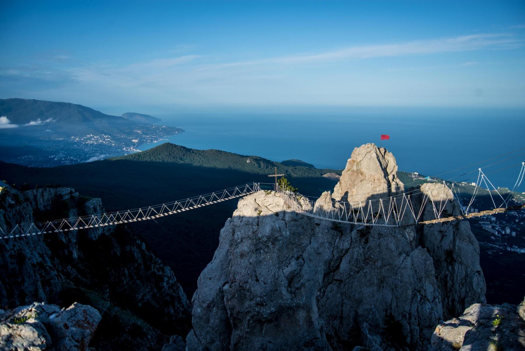 Красивейшие смотровые площадки в Крыму