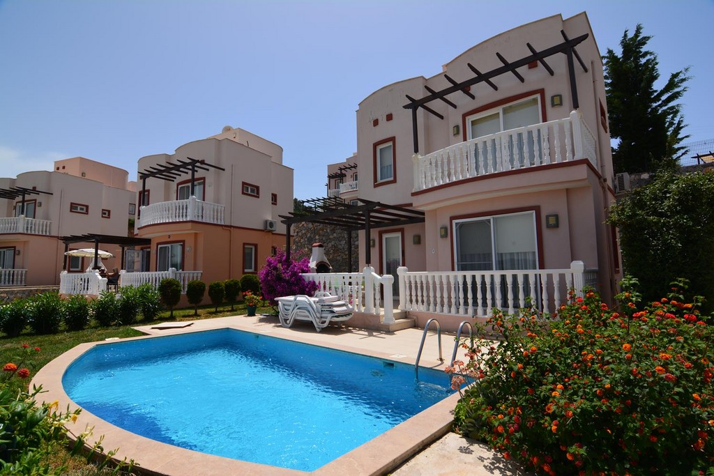 Четыре вида привлекательной современной турецкой недвижимости