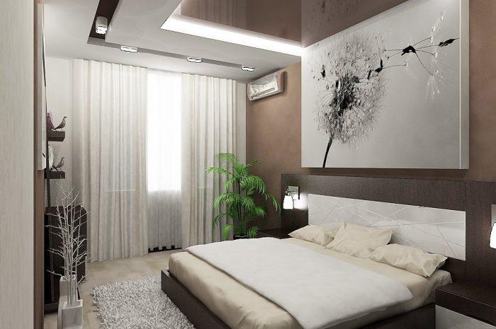 Поговорим об интерьере спальни