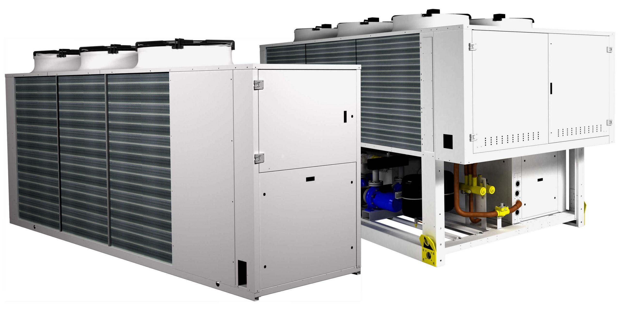 Промышленное холодильное оборудование: особенности