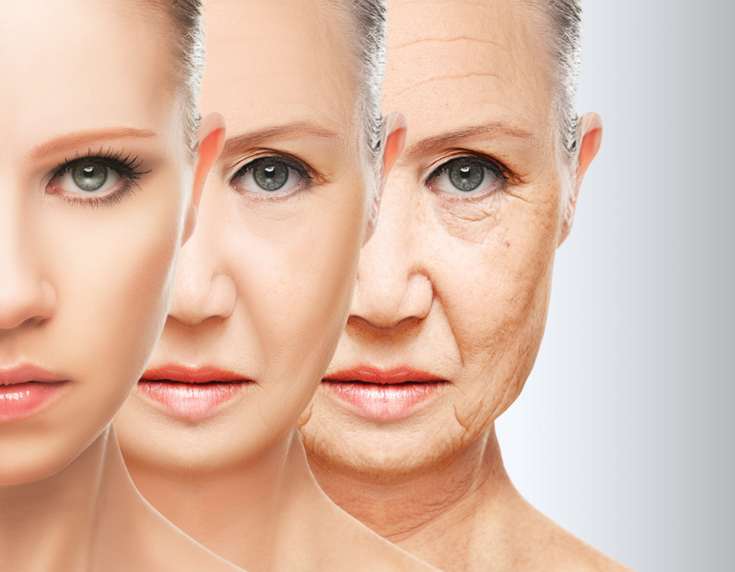 Как улучшить состояние стареющей кожи лица