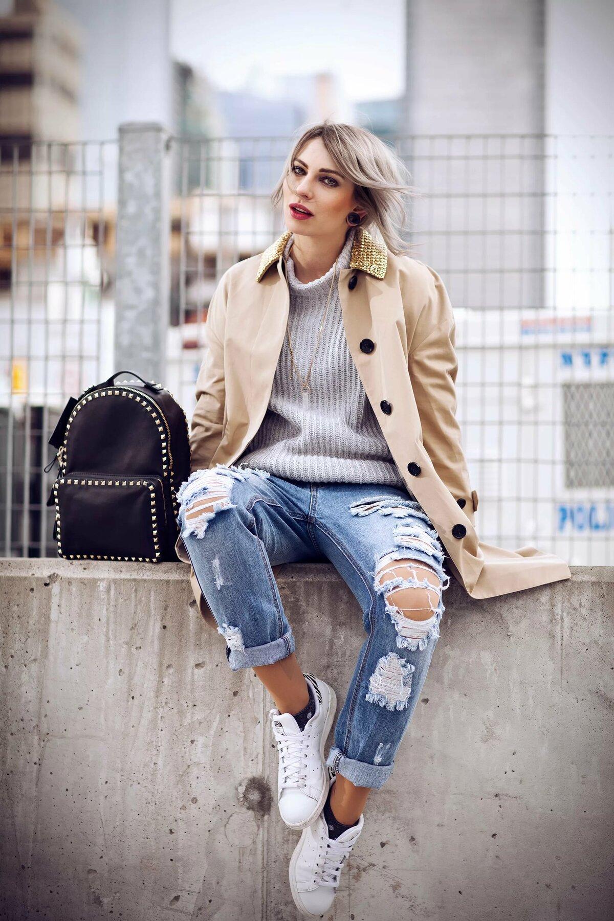 Женская повседневная одежда: какой она должна быть