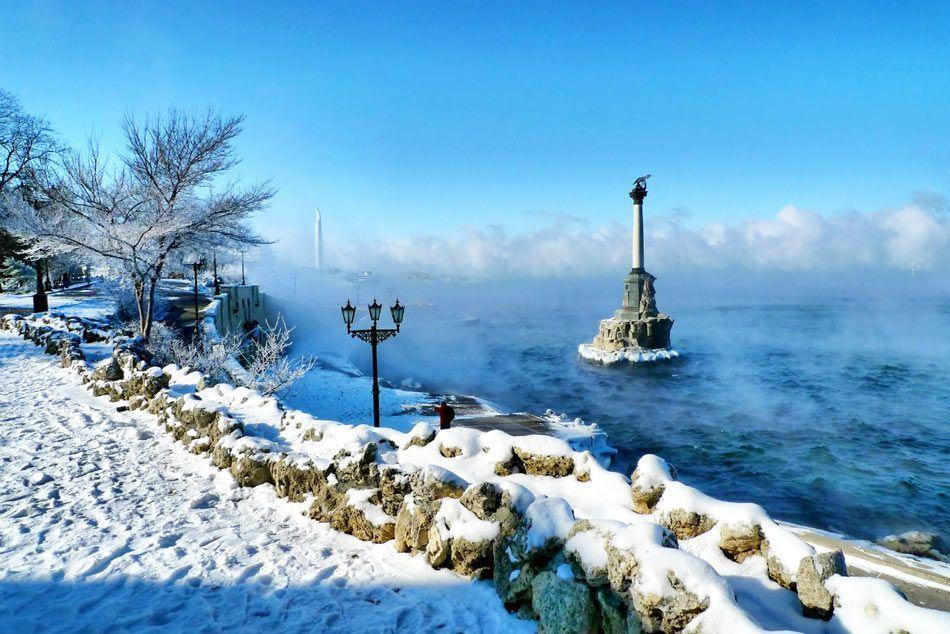 Куда съездить в Крым зимой:выбираем лучшие направления