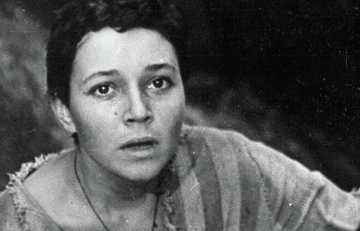 Любовь Румянцева умерла в Минске на 78 году жизни