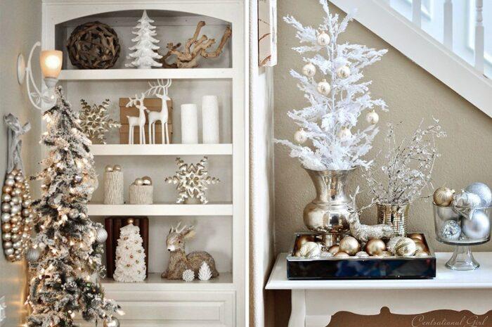 Как украсить дом к Новому Году: популярные идеи декора