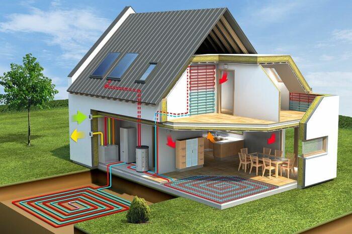 Энергоэффективный дом — о чем стоит помнить?